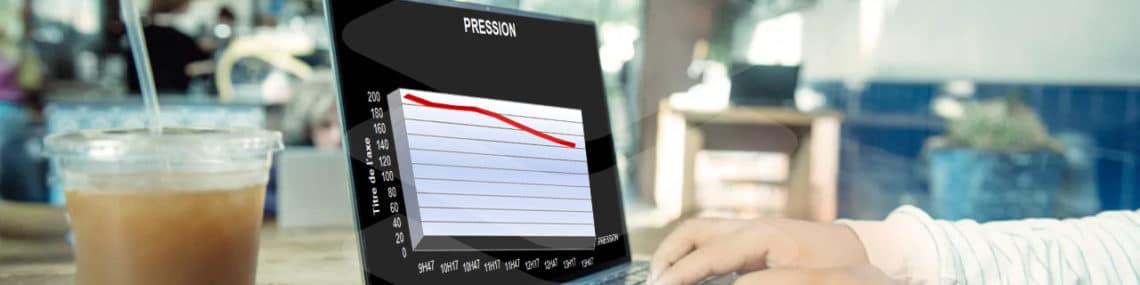 stabilite de pression semi-rigide