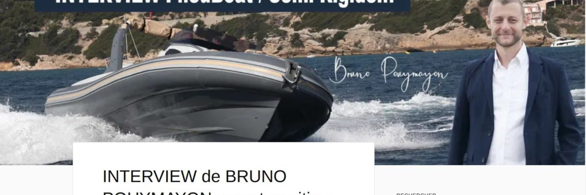 pneuboat.com et bruno pouymayon
